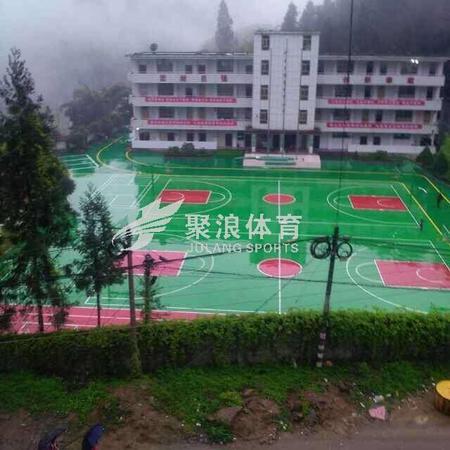 重庆彭水县砂石小学2016